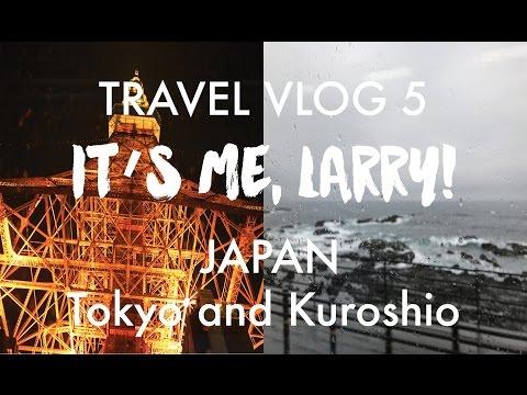 JAPAN TRAVEL VLOG DAY 6 - Kuroshio, Tokyo Tower and Ramen Night