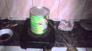 pembuatan asap cair sederhana