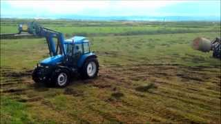 Repeat youtube video Silage in Kerry 2013