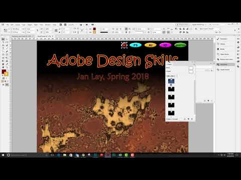 InDesign: Creating Hyperlink Destinations and Navigation Buttons for an Interactive Document