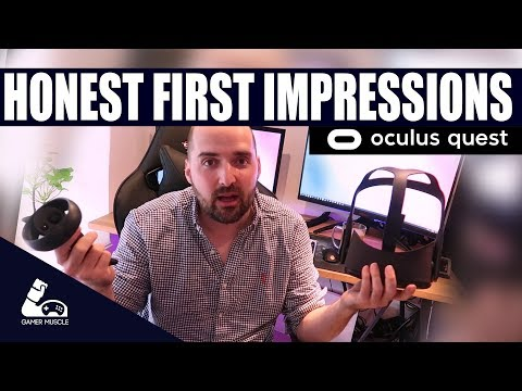 Oculus Quest - Honest First Impressions Review
