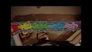 Giant Starburst Loom Band Project