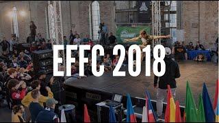 European Freestyle Football Championship 2018 - Berlin | LIVESTREAM