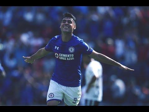 Todos los Goles de Felipe Mora en Cruz Azul (2017)