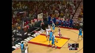 nba2k13 PS3 Demo gameplay