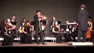 Simon Wiener - Mozart Violinkonzert in D-Dur KV218