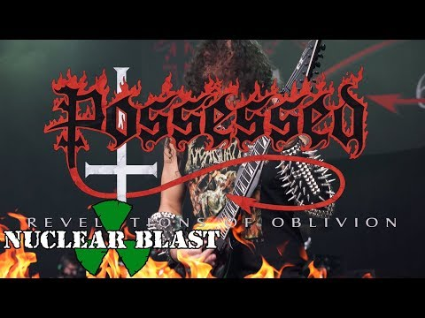 POSSESSED - The Creation of Death Metal (OFFICIAL DOCUMENTARY Part 3)