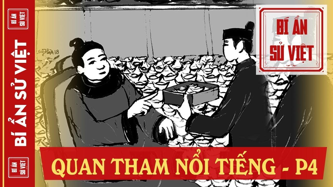 Những Quan Tham Nổi Tiếng Trong Lịch Sử Việt Nam | Phần 4: Quyền Thần Trương Phúc Loan | BASV