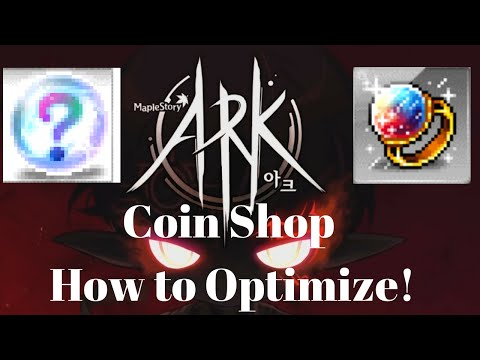 [Reboot] ARK Coin Shop | How to Optimize Your Coins for Esfera!
