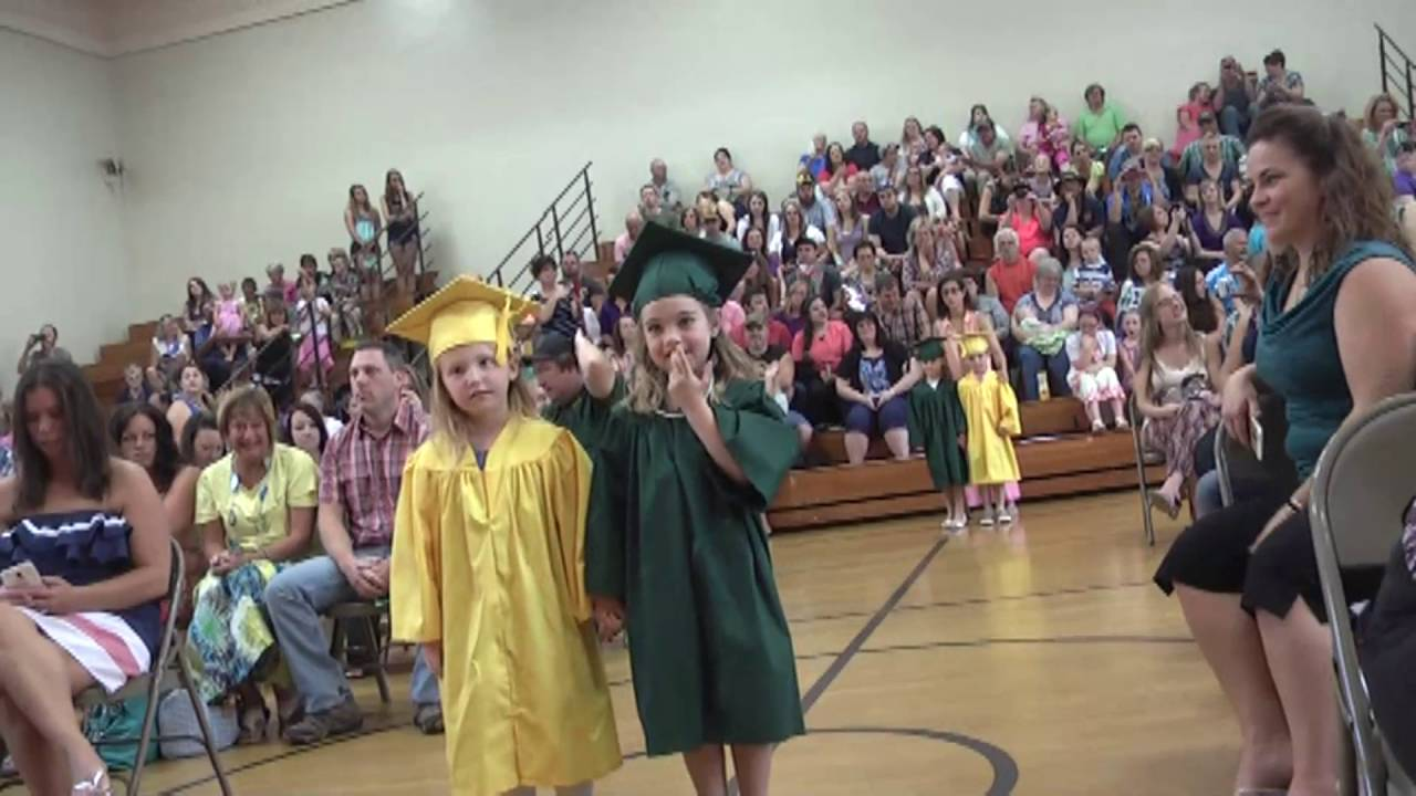 NAC Kindergarten Graduation  6-17-16