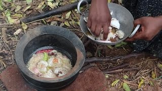 Crab Curry Crab Recipe Making Country Food Youtube