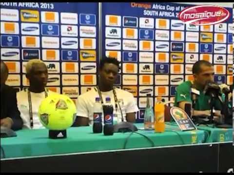 Sabri Lamouchi: la prestation contre le Togo n'est pas représentative du football ivoirien
