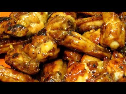 Teriyaki Chicken Wings - Chicken Teriyaki Recipe