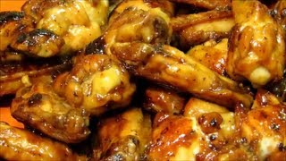 Teriyaki Chicken Wings - Chicken Teriyaki Recipe