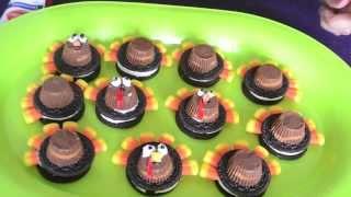 Turkey Cupcakes Thumbnail