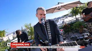 Арсен Мірзоян розповів про звання заслуженого артиста України та заспівав у Сніданку з 1+1