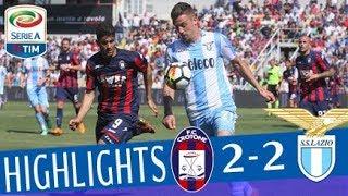 Crotone - Lazio 2-2 - Highlights - Giornata 37 - Serie A TIM 2017/18