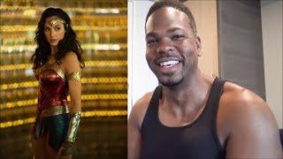 FIRST LOOK At Gal Gadot As Wonder Woman In Wonder Woman 2!!!