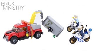 LEGO 60137 CITY ● Tow Truck Trouble