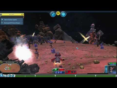 Spore Космические приключения - Миссии в игре