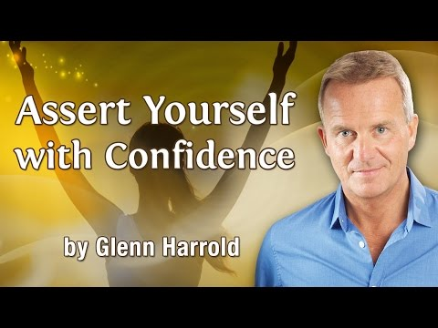 Get Confident and Assertive Self-Hypnosis