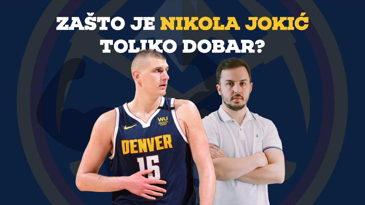 Zašto je Nikola Jokić toliko dobar? - YouTube