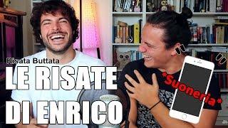 """Video LE RISATE DI ENRICO   Risata Buttata - (Willwoosh """"Vita Buttata"""" YTP) download MP3, 3GP, MP4, WEBM, AVI, FLV November 2018"""