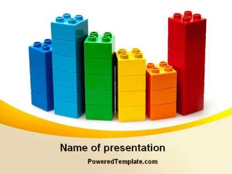 lego world powerpoint template by poweredtemplatecom