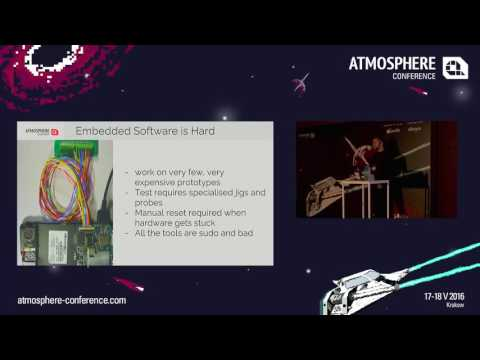 Atmosphere 2016 - Continuous Deployment For Massive Scale Embedded Devices IoT(Arvid Picciani )