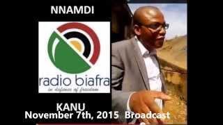 Radio Biafra Promises To Kill Bayelsa Police PRO, Family