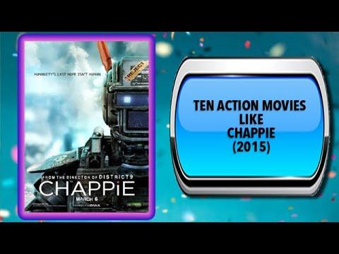 Ten Action Movies Like Chappie 2015 Australia Unwrapped