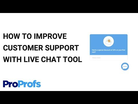 How To Improve Customer Support With Ecommerce Live Chat Tool