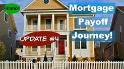 My Mortgage Payoff Journey | Update 4 - Considering a HELOC  (-427,779)