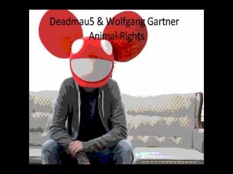 Deadmau5 feat Wolfgang Gartner  Animal Rights