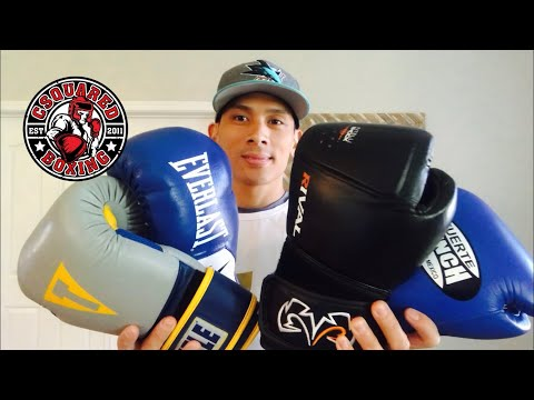 How To Choose Boxing Gloves- WHAT ARE THE DIFFERENT TYPES OF BOXING GLOVES?