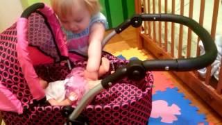 Обзор игрушечной коляски MELOBO 9662