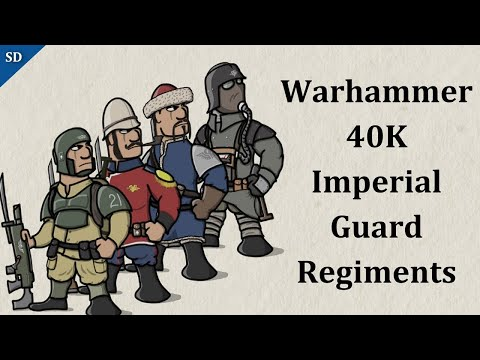 40K Imperial Guard