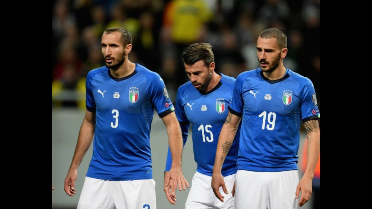 new style f630e 86c95 202: Italy National Soccer Team Has No Spine