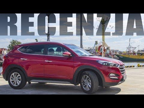 Hyundai Tucson Test i recenzja PL 1.7 CRDi 141KM 7DCT 2WD
