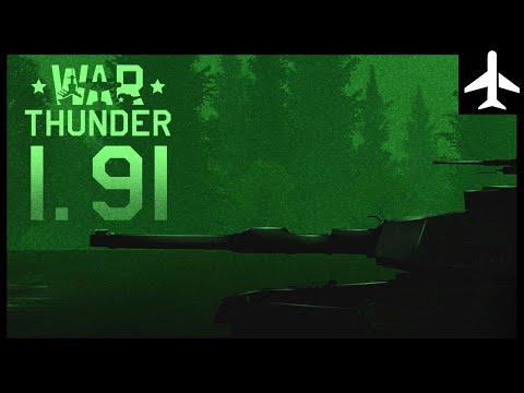 "War Thunder | 1.91 ""Night Vision"" Teaser"