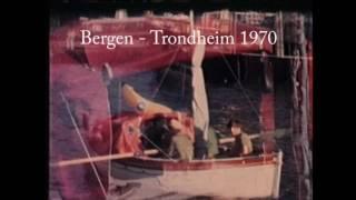 Rotur  Bergen - Trondheim