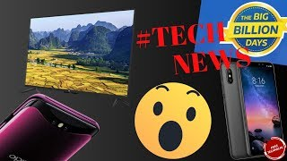 ONEPLUS 6T| NOKIA 7.1 PLUS| MI LED TV| REDMI NOTE 6 PRO| FLIPKART BIG BILLION SALE| OPPO FIND X..