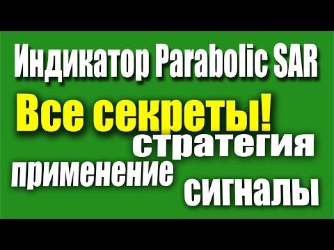 Индикатор Parabolic SAR: Как пользоваться, Стратегия, Настройки