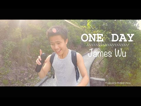"""One Day"" - Matisyahu - James Wu Cover"