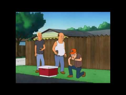 Dale quits Smoking - Dale Gribble - King of the Hill