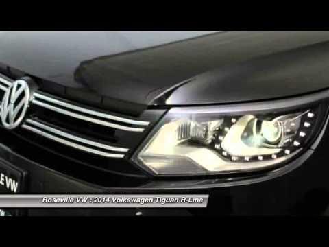 2014 Volkswagen Tiguan R-Line Roseville CA 95661