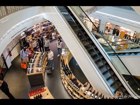 Haul à la grande épicerie de Paris