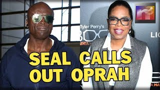 Seal CALLS OUT Oprah Winfrey with 4 DEADLY Words That Just ENDED Any Hope of a Presidential Run
