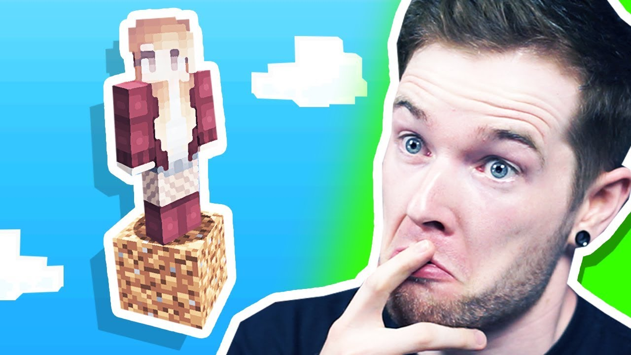 The New Minecraft Skyblock Is Awesome Youtube