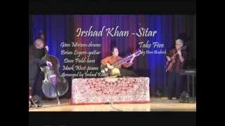 Irshad Khan Take Five on Sitar